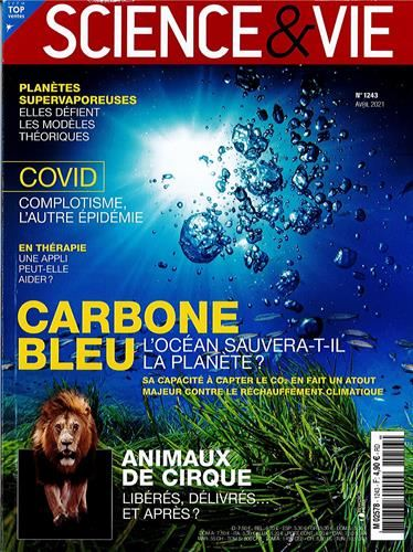 Science & Vie N° 1243 Avril 2021